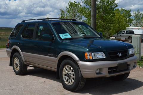 2002 Honda Passport for sale at 1st Automotive in Rapid City SD