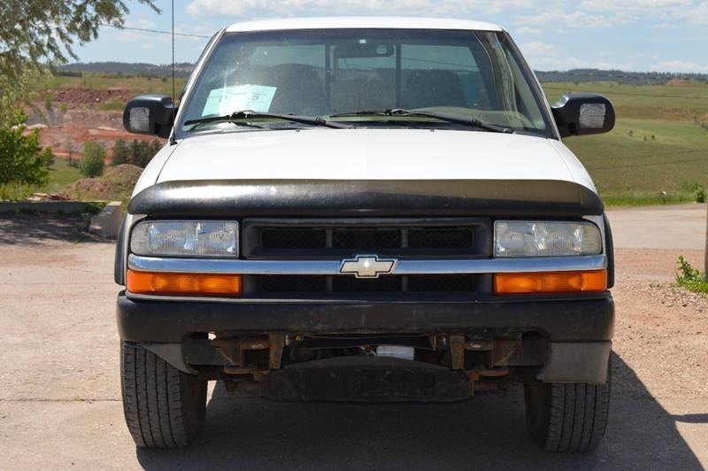 2001 Chevrolet S-10 for sale at 1st Automotive in Rapid City SD