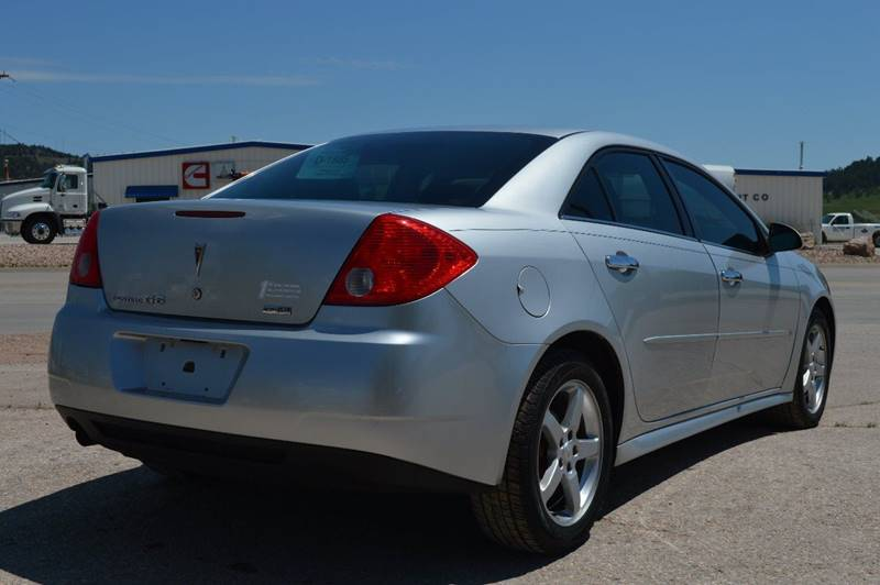 2010 Pontiac G6 for sale at 1st Automotive in Rapid City SD