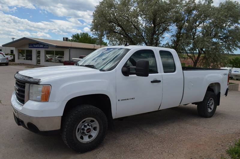 2009 GMC Sierra 3500HD for sale at 1st Automotive in Rapid City SD