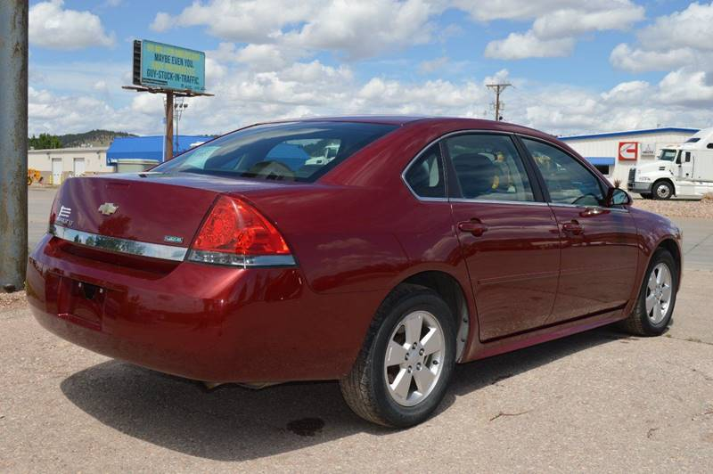 2010 Chevrolet Impala for sale at 1st Automotive in Rapid City SD