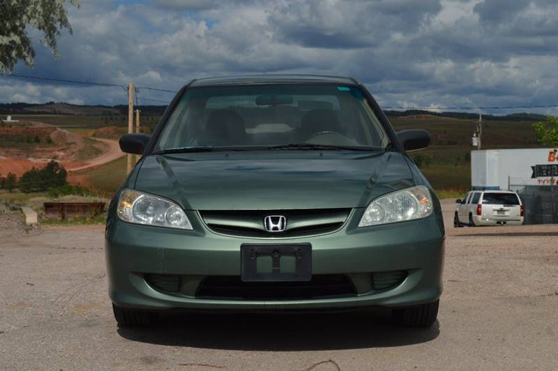2004 Honda Civic for sale at 1st Automotive in Rapid City SD
