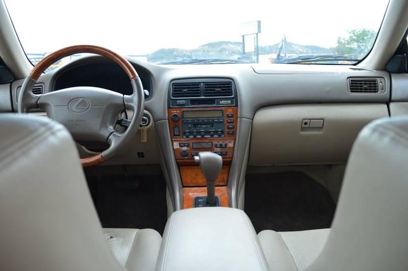 2001 Lexus ES 300 for sale at 1st Automotive in Rapid City SD