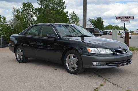 2001 Lexus ES 300 for sale at 1st Automotive in Rapid City SD