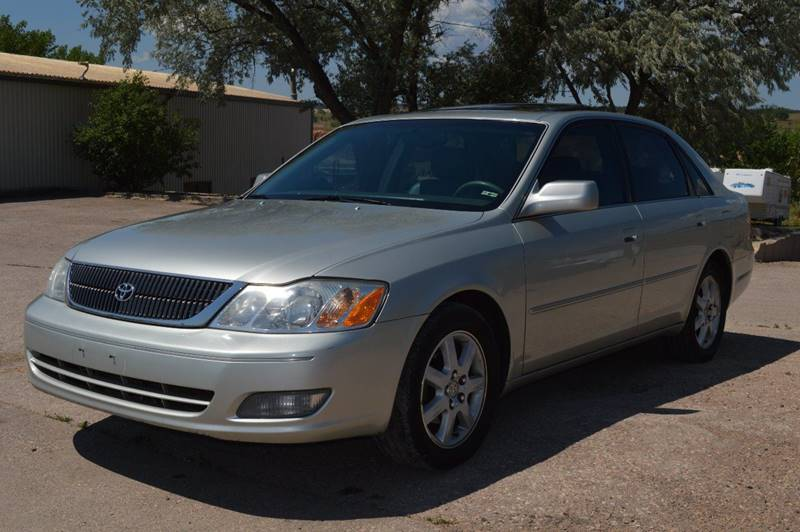 2001 Toyota Avalon for sale at 1st Automotive in Rapid City SD