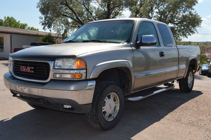 2000 GMC Sierra 1500 for sale at 1st Automotive in Rapid City SD