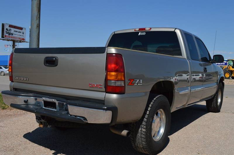 2002 GMC Sierra 1500 for sale at 1st Automotive in Rapid City SD