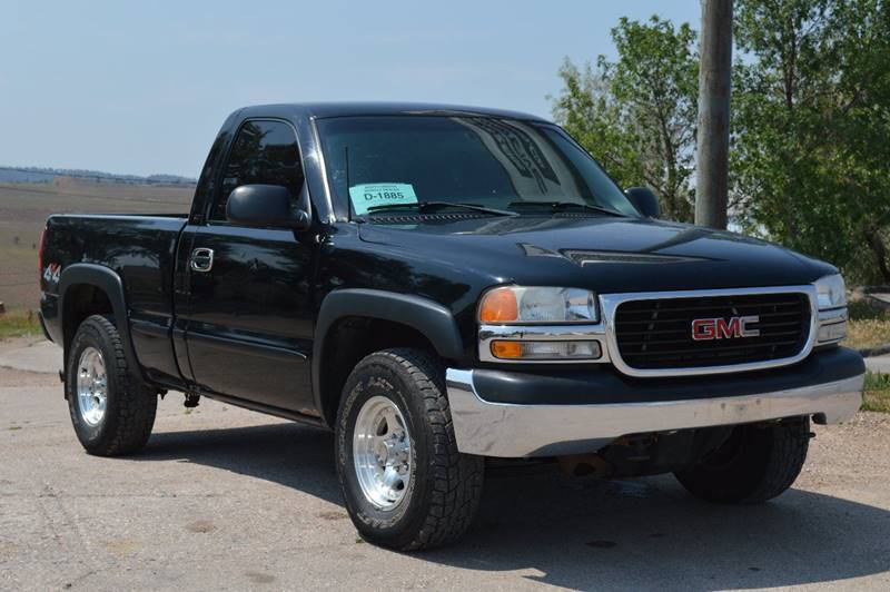 2002 GMC Sierra 1500HD Classic for sale at 1st Automotive in Rapid City SD