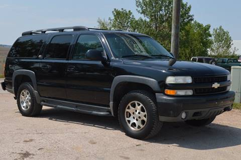 2003 Chevrolet Suburban for sale at 1st Automotive in Rapid City SD