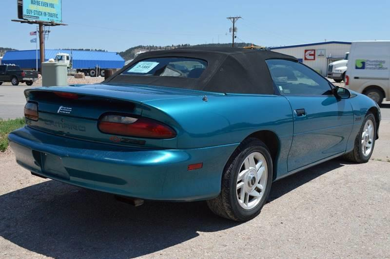 1994 Chevrolet Camaro for sale at 1st Automotive in Rapid City SD