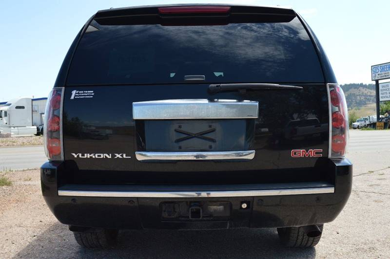 2007 GMC Yukon XL for sale at 1st Automotive in Rapid City SD