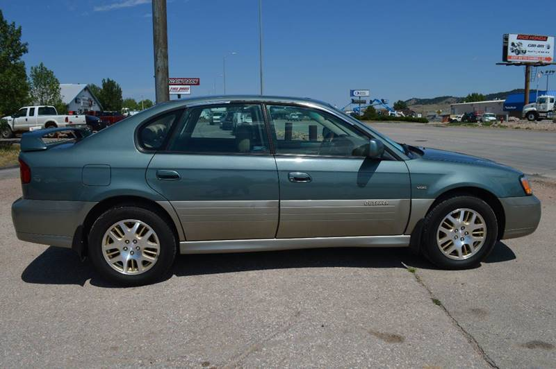 2002 Subaru Outback for sale at 1st Automotive in Rapid City SD