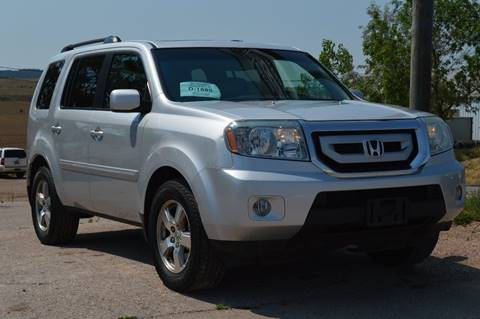 2009 Honda Pilot for sale at 1st Automotive in Rapid City SD