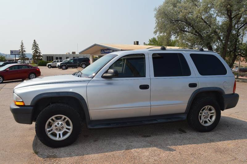 2003 Dodge Durango for sale at 1st Automotive in Rapid City SD