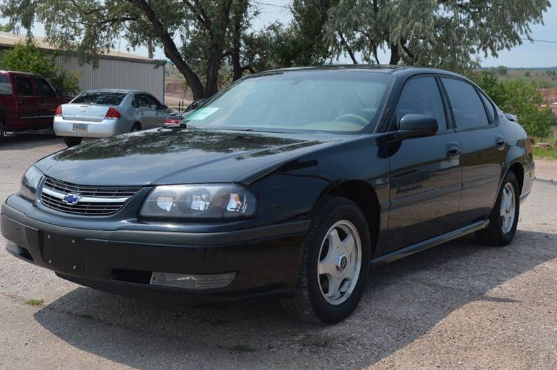2002 Chevrolet Impala for sale at 1st Automotive in Rapid City SD