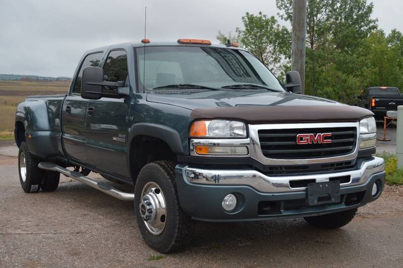 2007 GMC Sierra 3500 Classic for sale at 1st Automotive in Rapid City SD