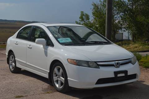 2006 Honda Civic for sale at 1st Automotive in Rapid City SD