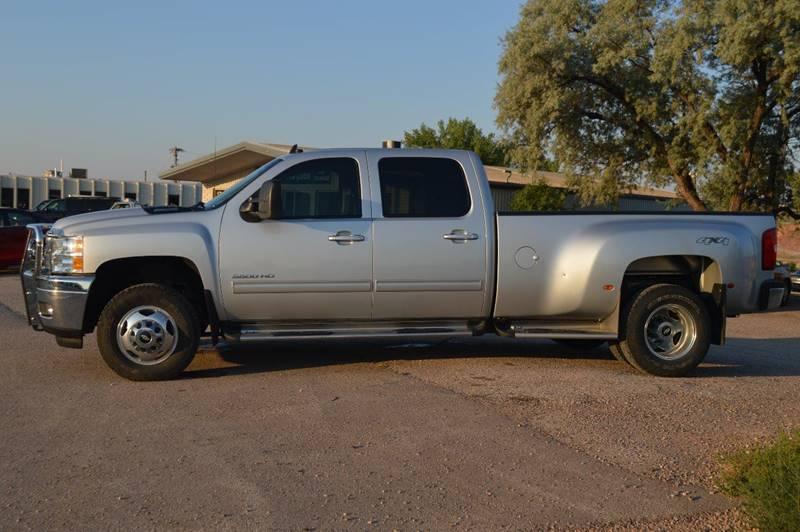 2013 Chevrolet Silverado 3500HD for sale at 1st Automotive in Rapid City SD