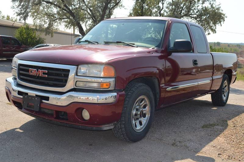 2005 GMC Sierra 1500 for sale at 1st Automotive in Rapid City SD