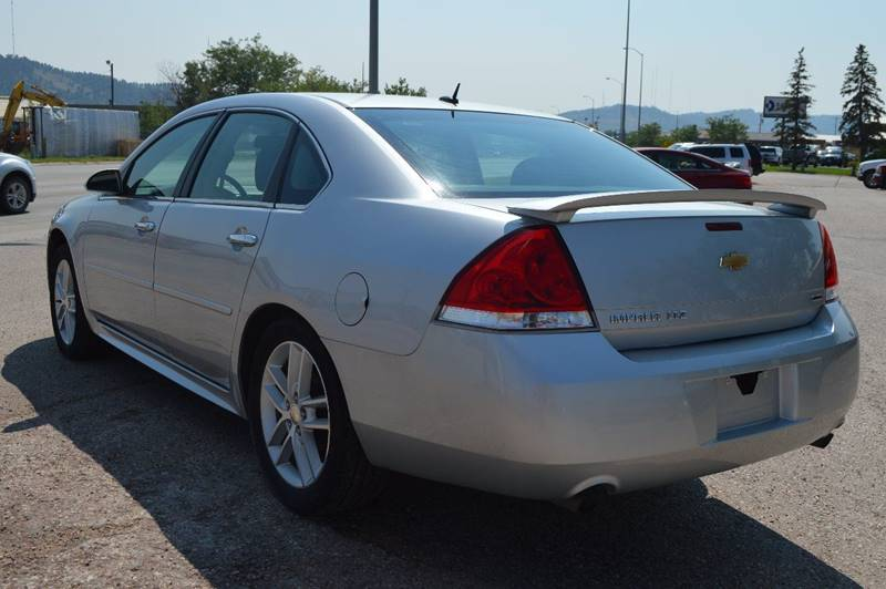 2015 Chevrolet Impala Limited for sale at 1st Automotive in Rapid City SD