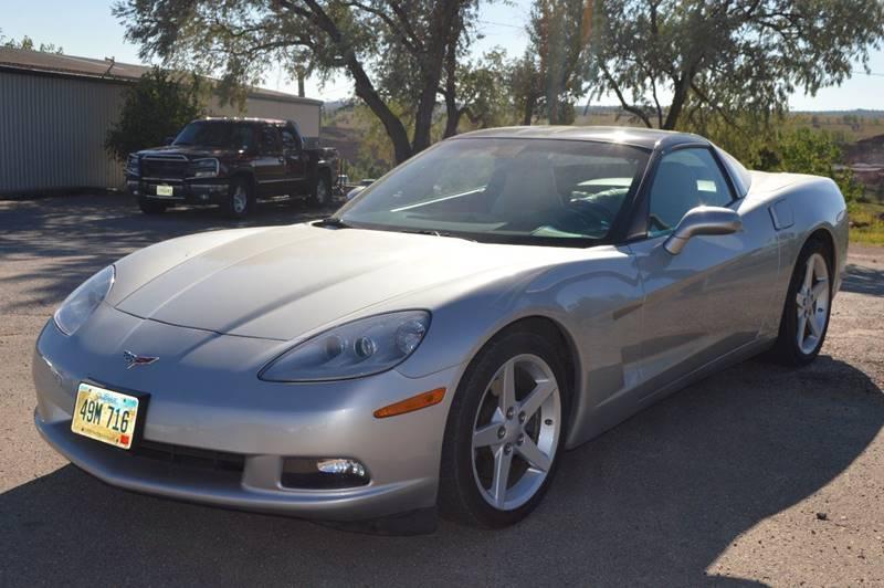 2006 Chevrolet Corvette for sale at 1st Automotive in Rapid City SD
