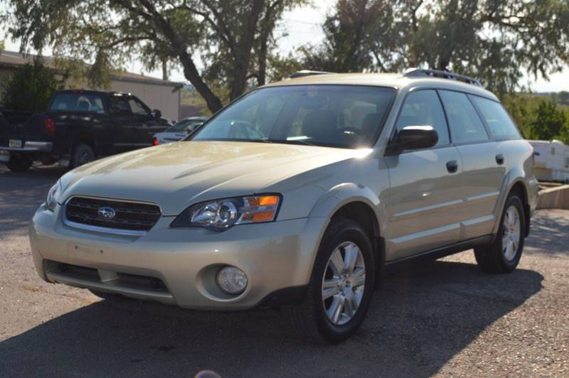2005 Subaru Outback for sale at 1st Automotive in Rapid City SD