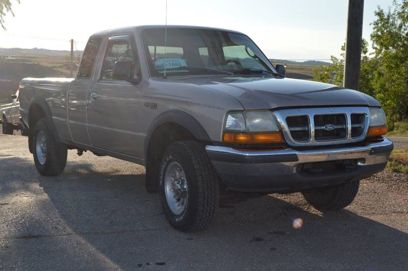 1998 Ford Ranger for sale at 1st Automotive in Rapid City SD