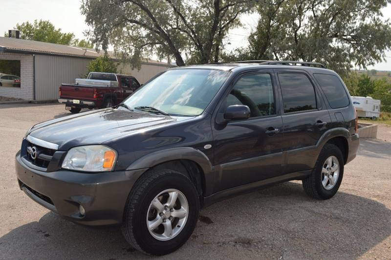 2005 Mazda Tribute for sale at 1st Automotive in Rapid City SD