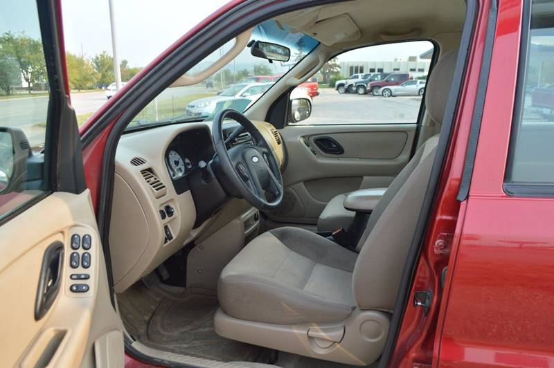 2003 Ford Escape for sale at 1st Automotive in Rapid City SD