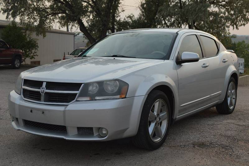 2008 Dodge Avenger for sale at 1st Automotive in Rapid City SD