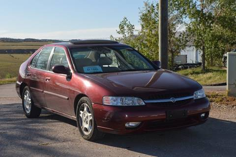 2001 Nissan Altima for sale at 1st Automotive in Rapid City SD