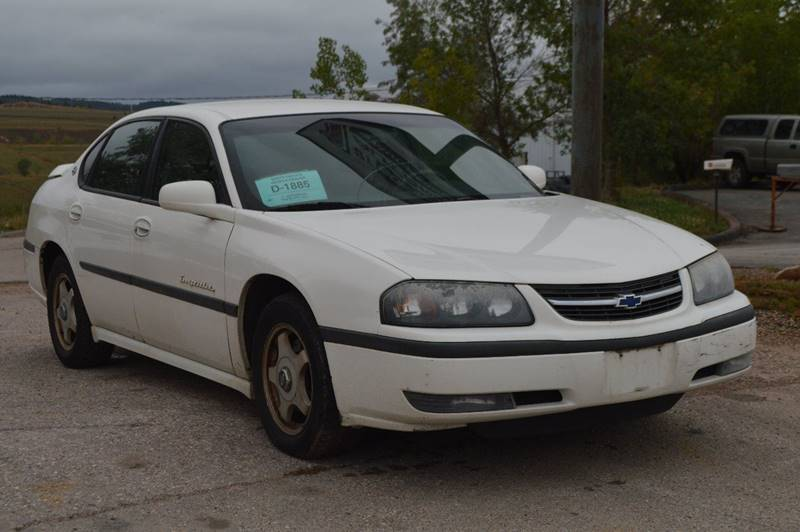 2001 Chevrolet Impala for sale at 1st Automotive in Rapid City SD