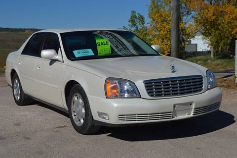2001 Cadillac DeVille for sale in Rapid City, SD