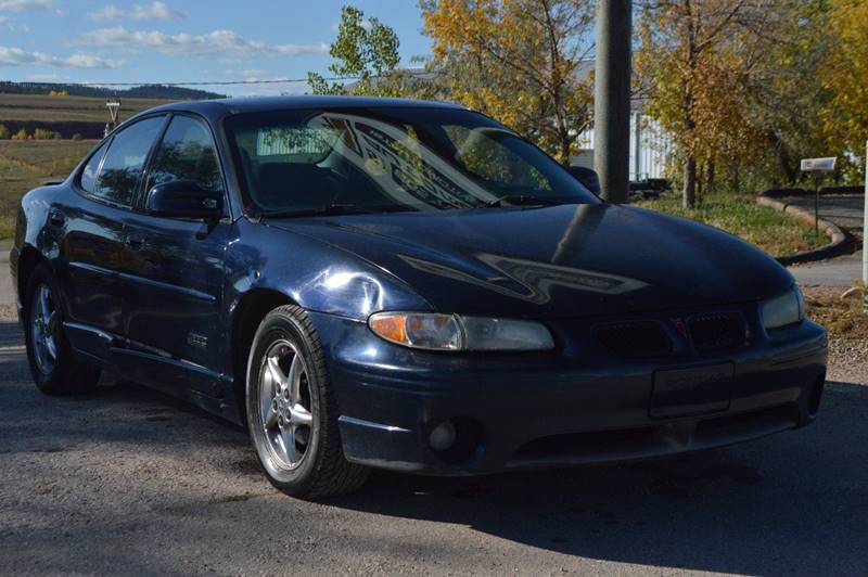 2002 Pontiac Grand Prix for sale at 1st Automotive in Rapid City SD
