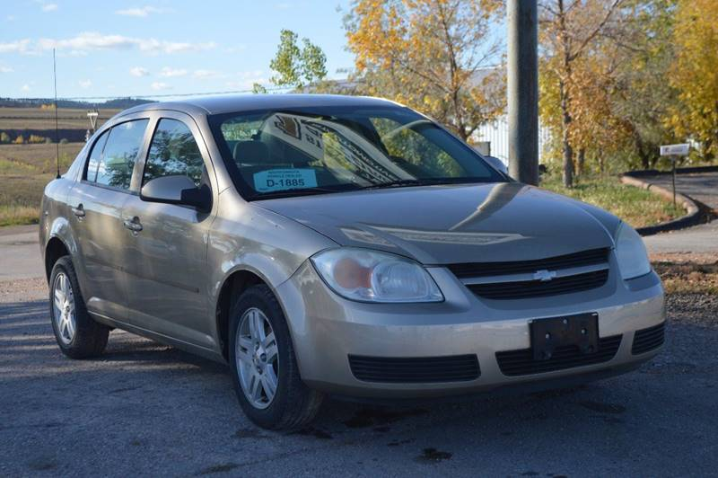 2005 Chevrolet Cobalt for sale at 1st Automotive in Rapid City SD