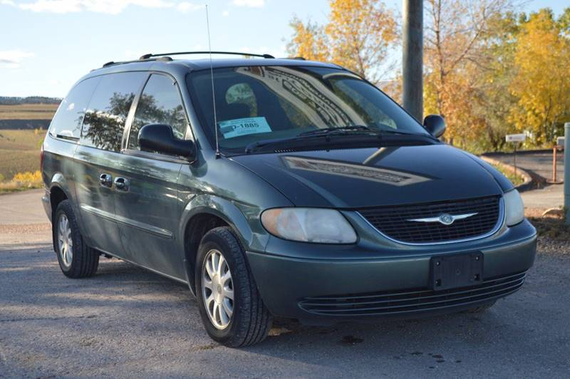 2003 Chrysler Town and Country for sale at 1st Automotive in Rapid City SD