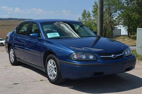 2003 Chevrolet Impala for sale at 1st Automotive in Rapid City SD