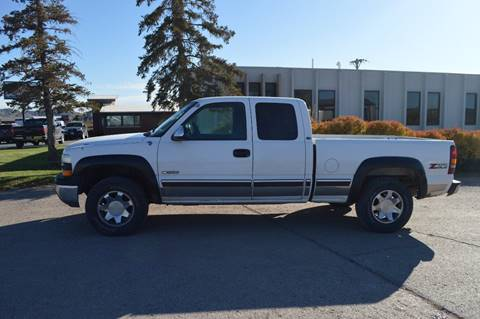 2000 Chevrolet Silverado 1500 for sale at 1st Automotive in Rapid City SD