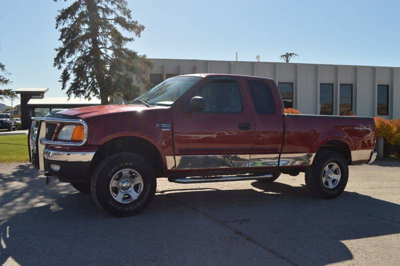 2004 Ford F-150 Heritage for sale at 1st Automotive in Rapid City SD