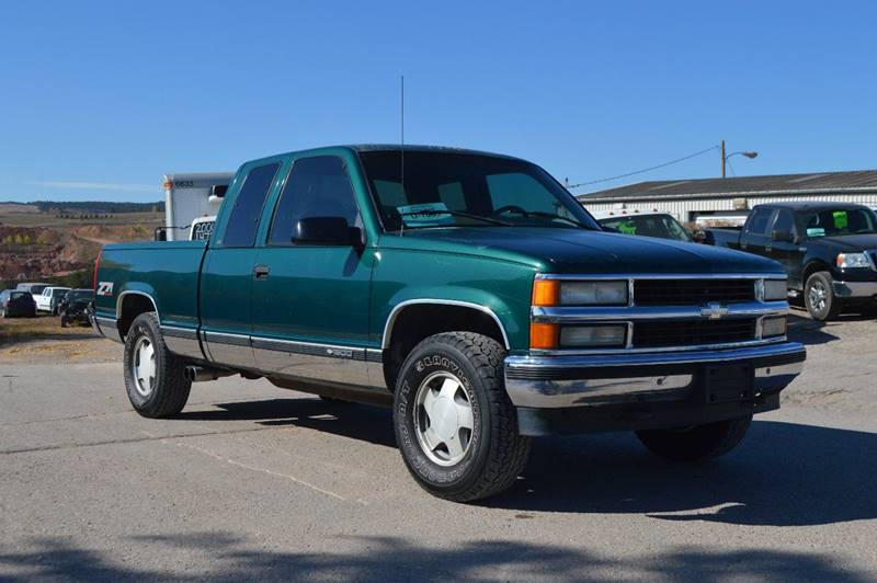 1997 Chevrolet C/K 1500 Series for sale at 1st Automotive in Rapid City SD