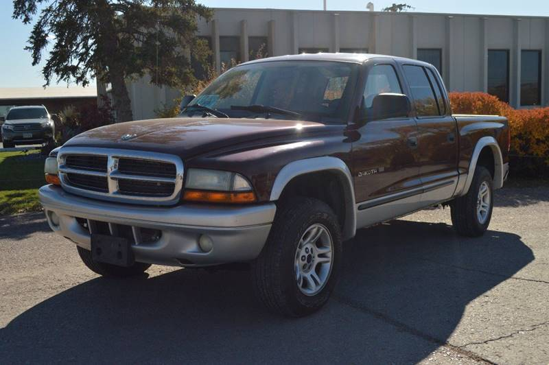 2002 Dodge Dakota for sale at 1st Automotive in Rapid City SD