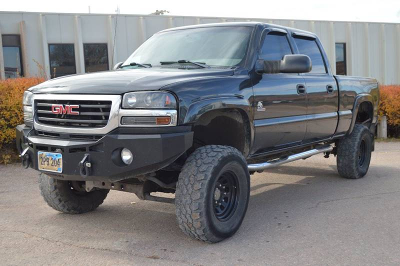 2003 GMC Sierra 2500HD for sale at 1st Automotive in Rapid City SD
