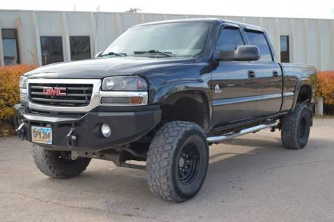 2003 GMC Sierra 2500HD for sale in Rapid City, SD