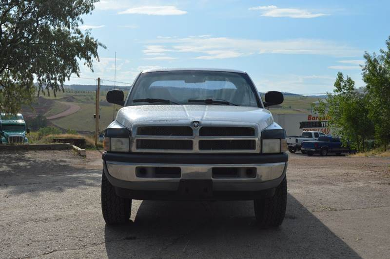 2001 Dodge Ram Pickup 1500 for sale at 1st Automotive in Rapid City SD