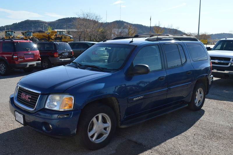 2005 GMC Envoy XL for sale at 1st Automotive in Rapid City SD