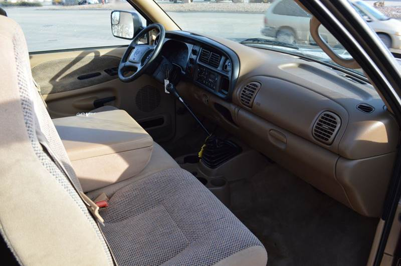 2001 Dodge Ram Pickup 2500 for sale at 1st Automotive in Rapid City SD