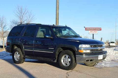 2003 Chevrolet Tahoe for sale at 1st Automotive in Rapid City SD