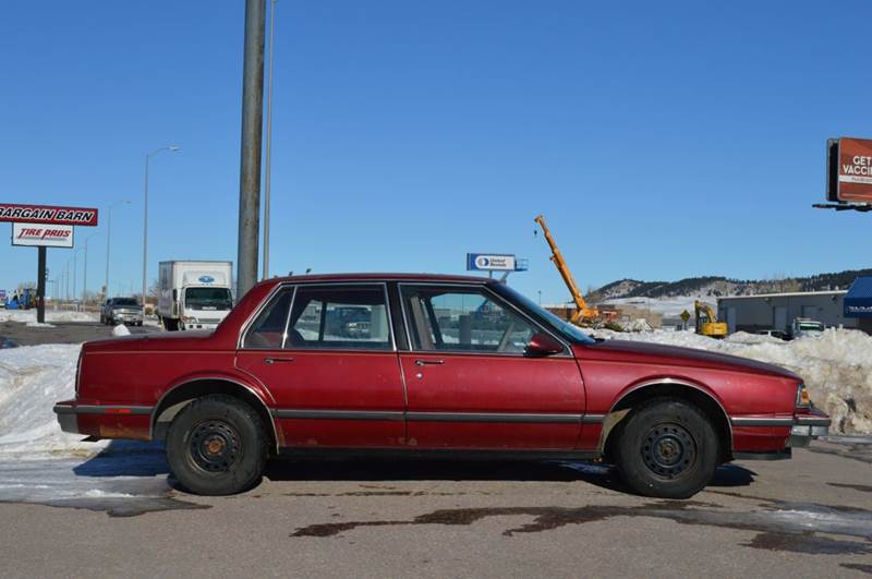 1989 Oldsmobile Eighty-Eight Royale for sale at 1st Automotive in Rapid City SD