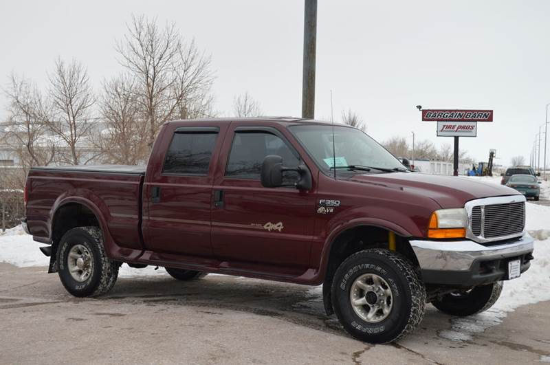2000 Ford F-350 Super Duty for sale at 1st Automotive in Rapid City SD