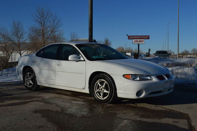 2000 Pontiac Grand Prix for sale at 1st Automotive in Rapid City SD